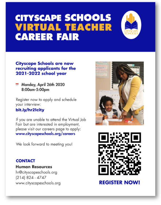 Virtual Teacher Career Fair