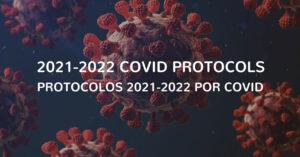 2022 COVID PROTOCOLS