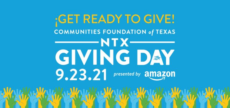North Texas Giving Day | Time to give!